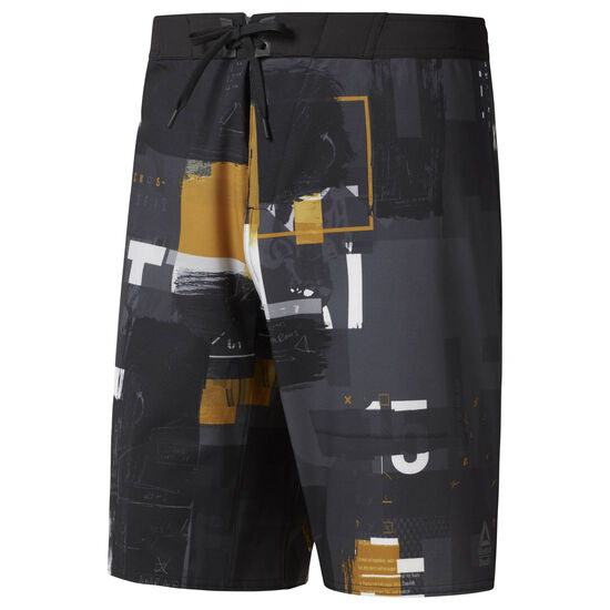 Reebok - Reebok EPIC Cordlock Shorts - Digital CrossFit Black CY4955