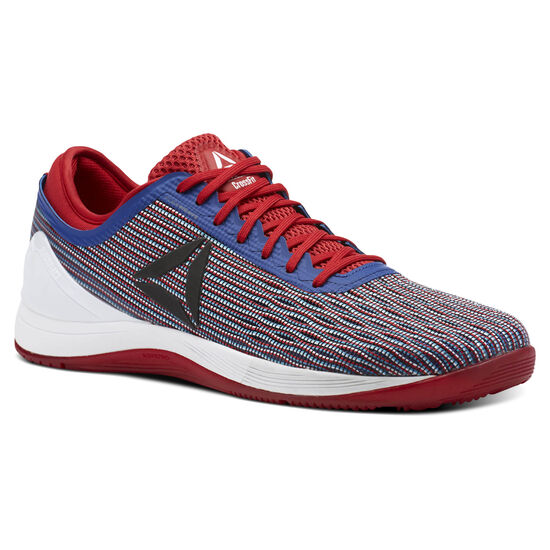 Reebok - Reebok CrossFit Nano 8 Flexweave Excellent Red/Team Dark Royal/White CN1031
