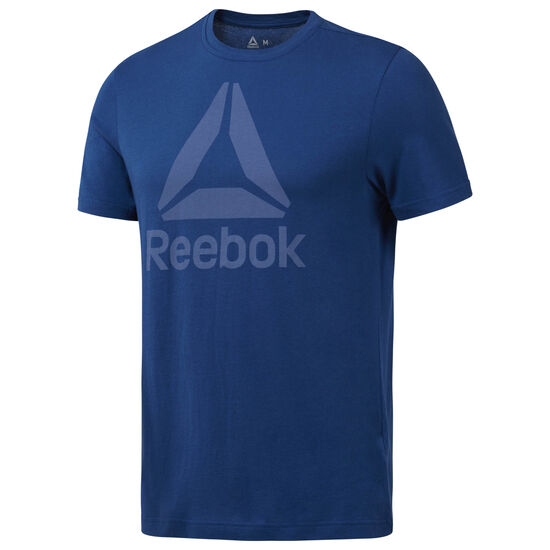 Reebok - QQR- Reebok Stacked Bunker Blue DH3753
