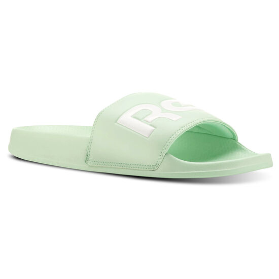 Reebok - Reebok Classic Slide Splt-Digital Green/White CN4189