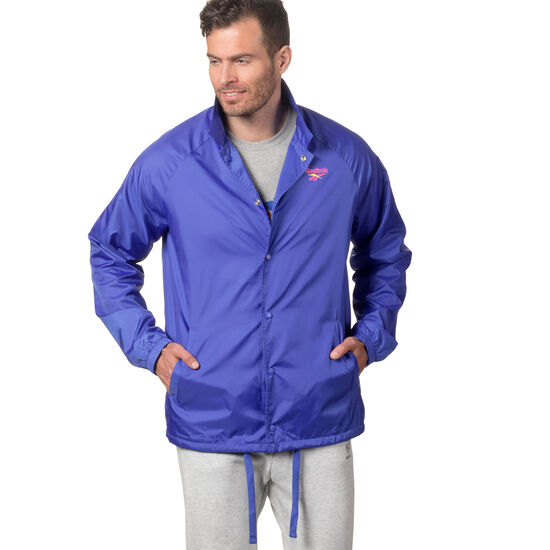 Reebok - Coach Jacket Acid Blue DN9814