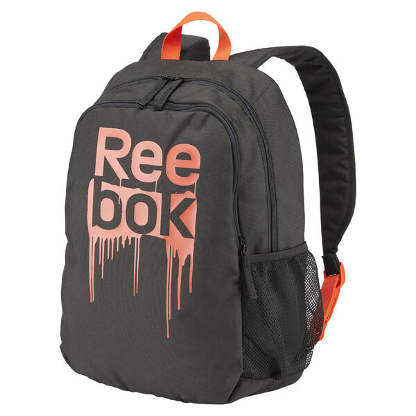 Kids Foundation Backpack Orange DA1256