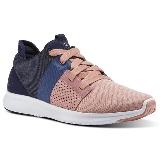 Reebok - Reebok Trilux Run Chalk Pink/Washed Blue/CollegiateNavy/White CN1100