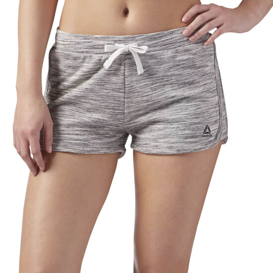 Reebok - Reebok Training Essentials  Short Medium Grey Heather CF8577