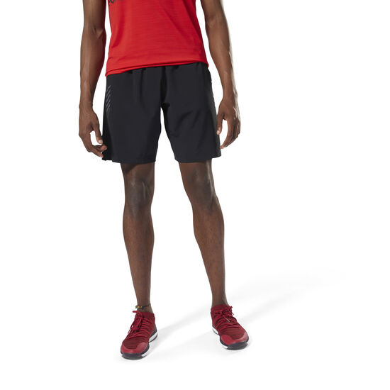 Reebok - Speedwick Speed Shorts Black DJ2216