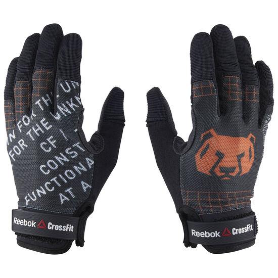 Reebok - Reebok CrossFit Training Gloves Black CD7265