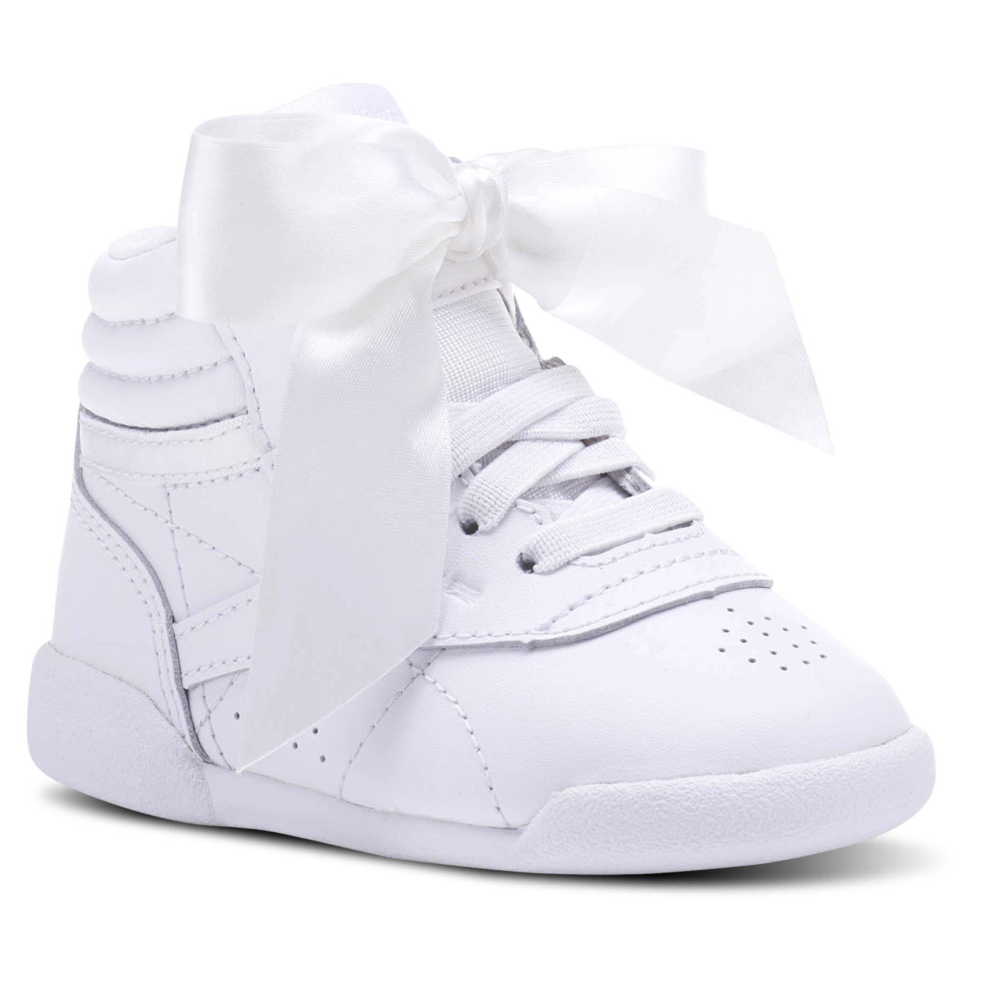 Reebok Freestyle Hi Satin W Bow White Comprar Suministro Barato 9dJcJJBPTU