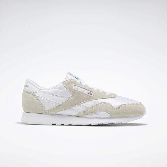 Reebok - Classic Nylon White/Light Grey 6390