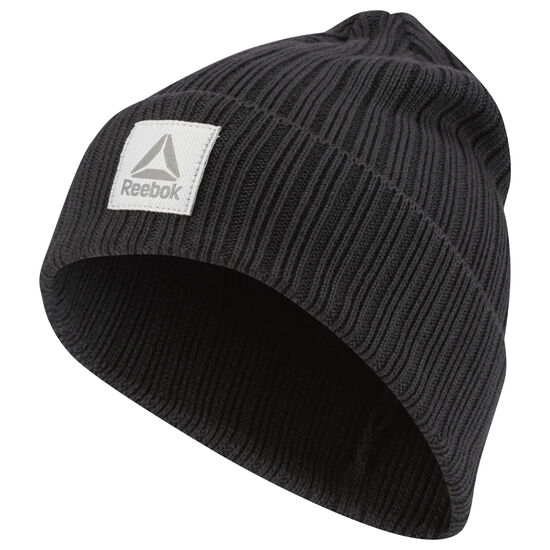 Reebok - Active Foundation Logo Beanie Black CZ9830