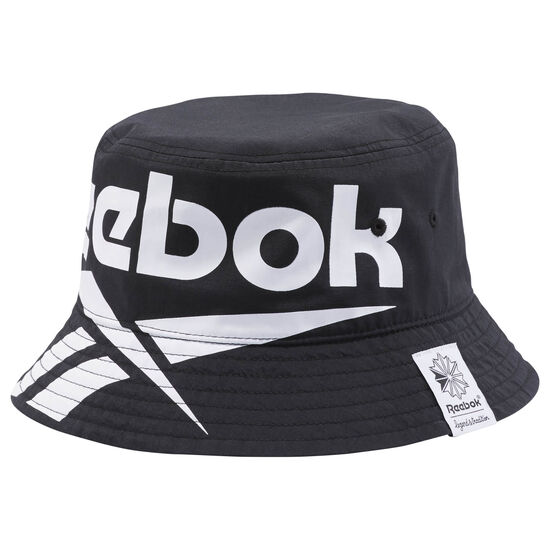 Reebok - Classics Vector Bucket Hat Black BJ9141