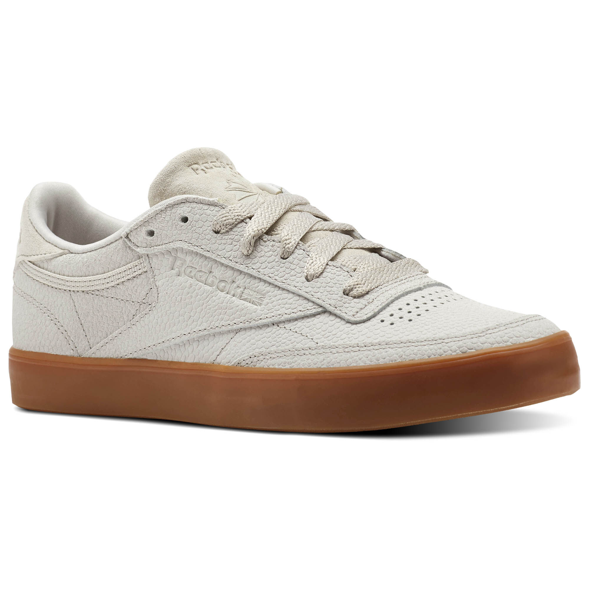 Reebok Classic CLUB C 85 FVS - Trainers - bare beige 3v1X8GKcH