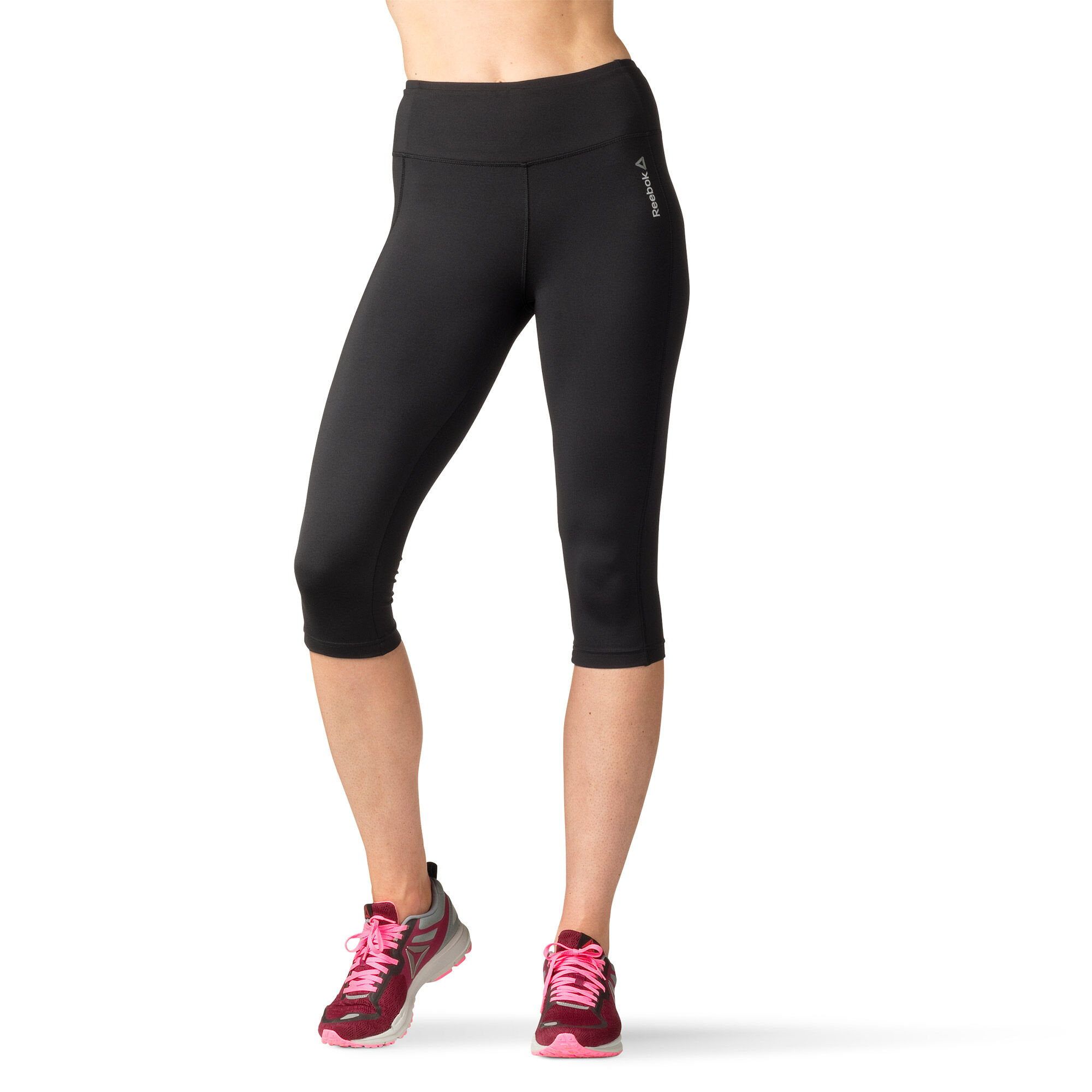reebok workout capris