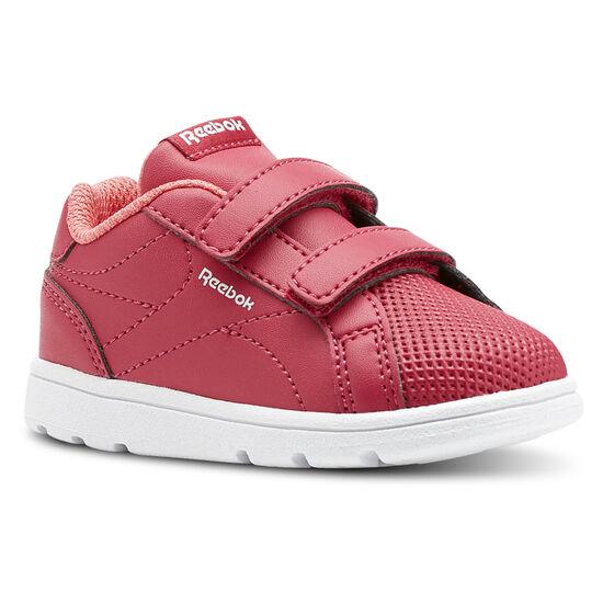 Reebok - Reebok Royal Complete Clean - Infant & Toddler Rugged Rose/Victory Pink/White CN4823