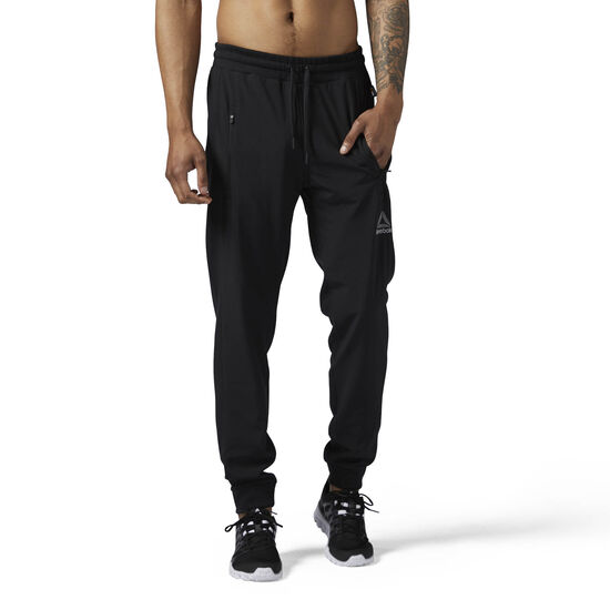 Reebok - CORDURA® cotton Jogger Black BQ3491
