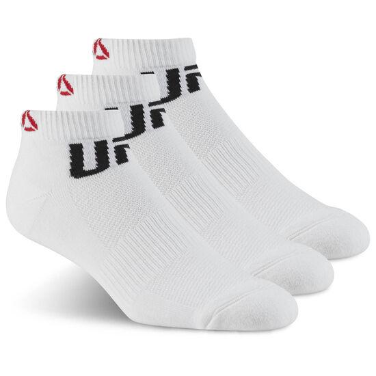 Reebok - UFC Fan Inside Sock White/White/White AZ8790