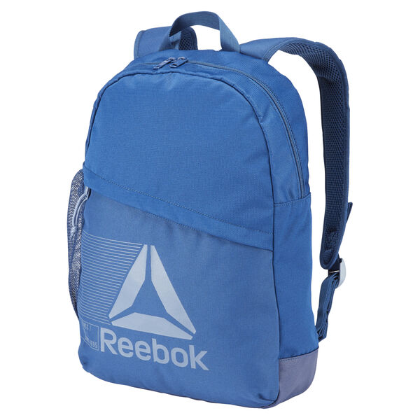 On-the-Go Backpack With Storage Blue CZ9870