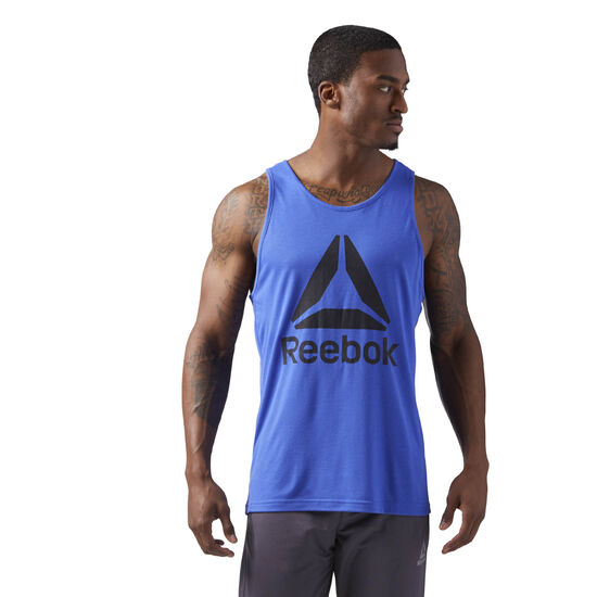 Reebok - Workout Ready Supremium 2.0 Tank Acid Blue CE3840