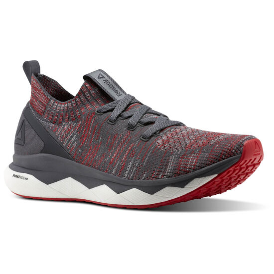 Reebok - Floatride RS ULTK Stark Grey/Ash Grey/Primal Red/White CN1090