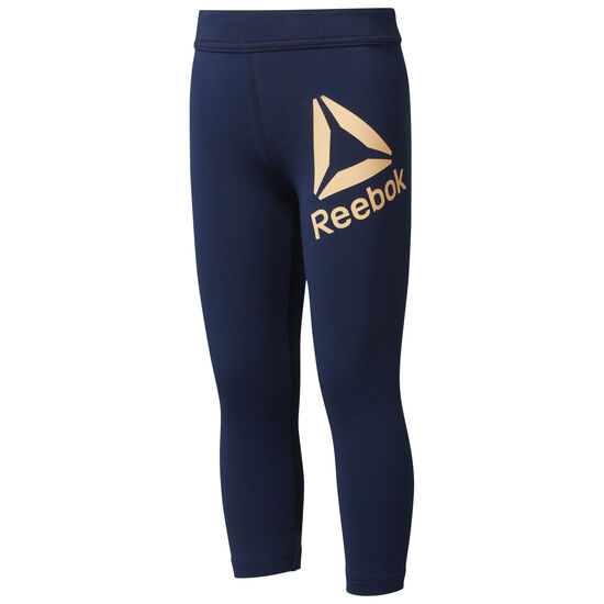 Reebok - Comfort Cotton Leggings Collegiate Navy CF4297
