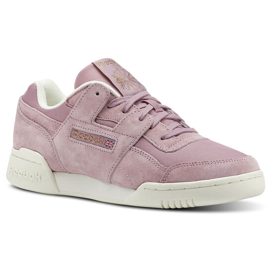 Reebok - Workout Lo Plus Vtg-Infused Lilac/Chalk/Rose Gold CN4623