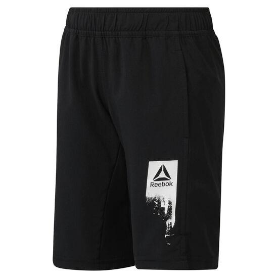 Reebok - Boys' Reebok Adventure Basic Shorts Black DH4318