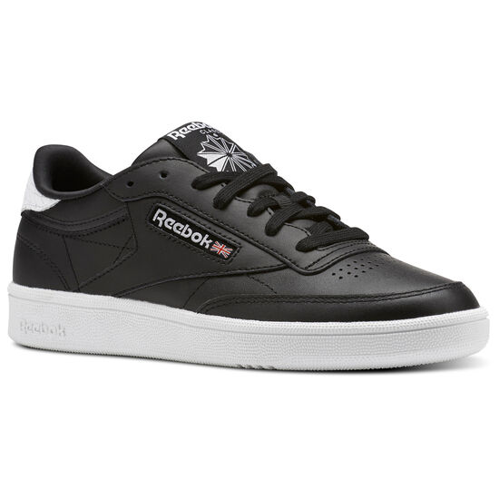 Reebok - Reebok Club C 85 Emboss Black/White BS9529