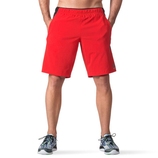 Reebok - Workout Ready Woven Short Primal Red BK3032