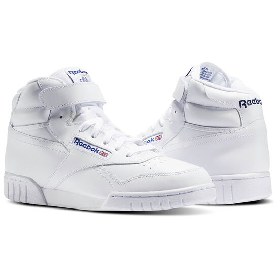 Reebok - Ex-O-Fit Hi Intense White 3477