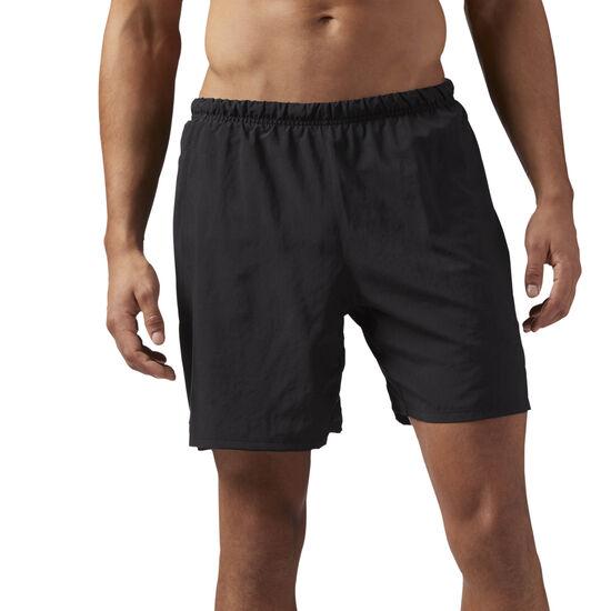 Reebok - Running 18 cms Shorts Black/Black CD5441