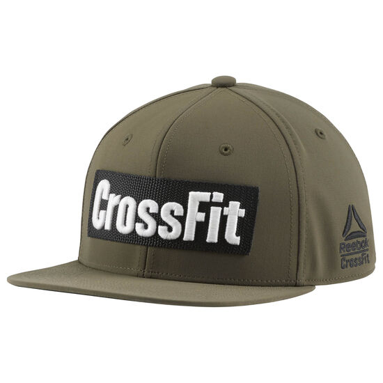 Reebok - Reebok CrossFit A-Flex Cap Army Green CD7275