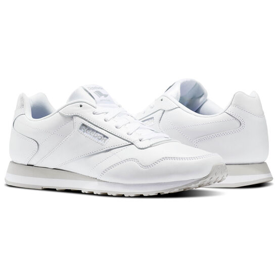 Reebok - Royal Glide LX White/Steel BS7990