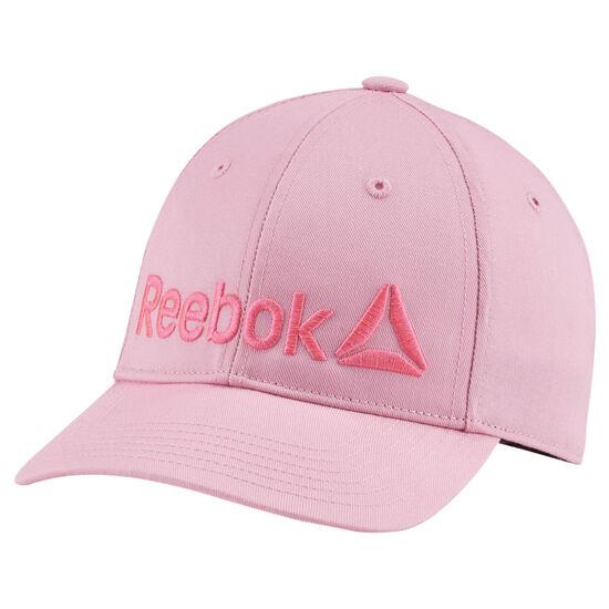 Reebok - Kids Logo Cap Squad Pink CD6542