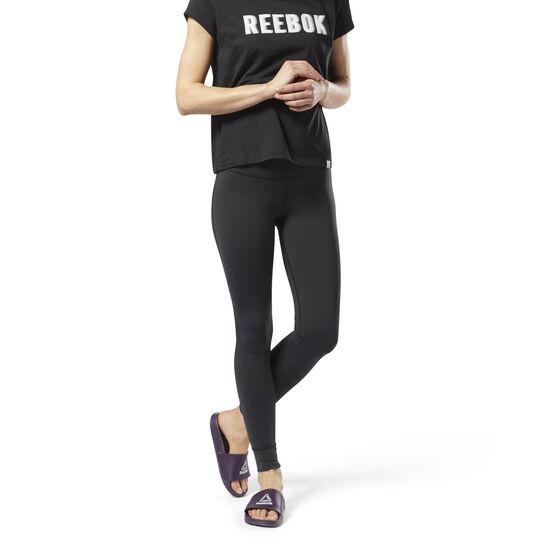 Reebok - Reebok Lux Tights Black DN7483