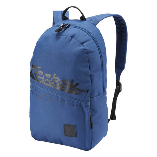 Reebok - Style Foundation Follow Graphic Backpack Bunker Blue CZ9754