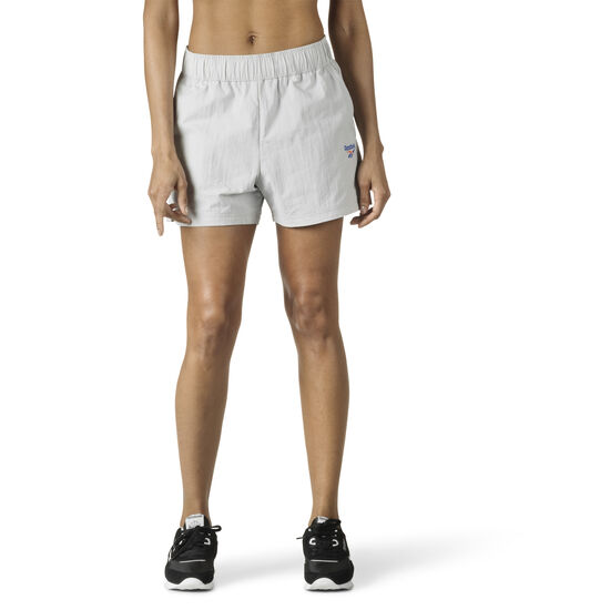 Reebok - Woven Athleisure Shorts Light Solid Grey DP0204