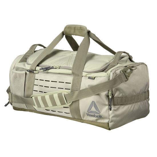 Reebok - Reebok CrossFit 'Grab and Go' Duffle Bag Khaki DP3729