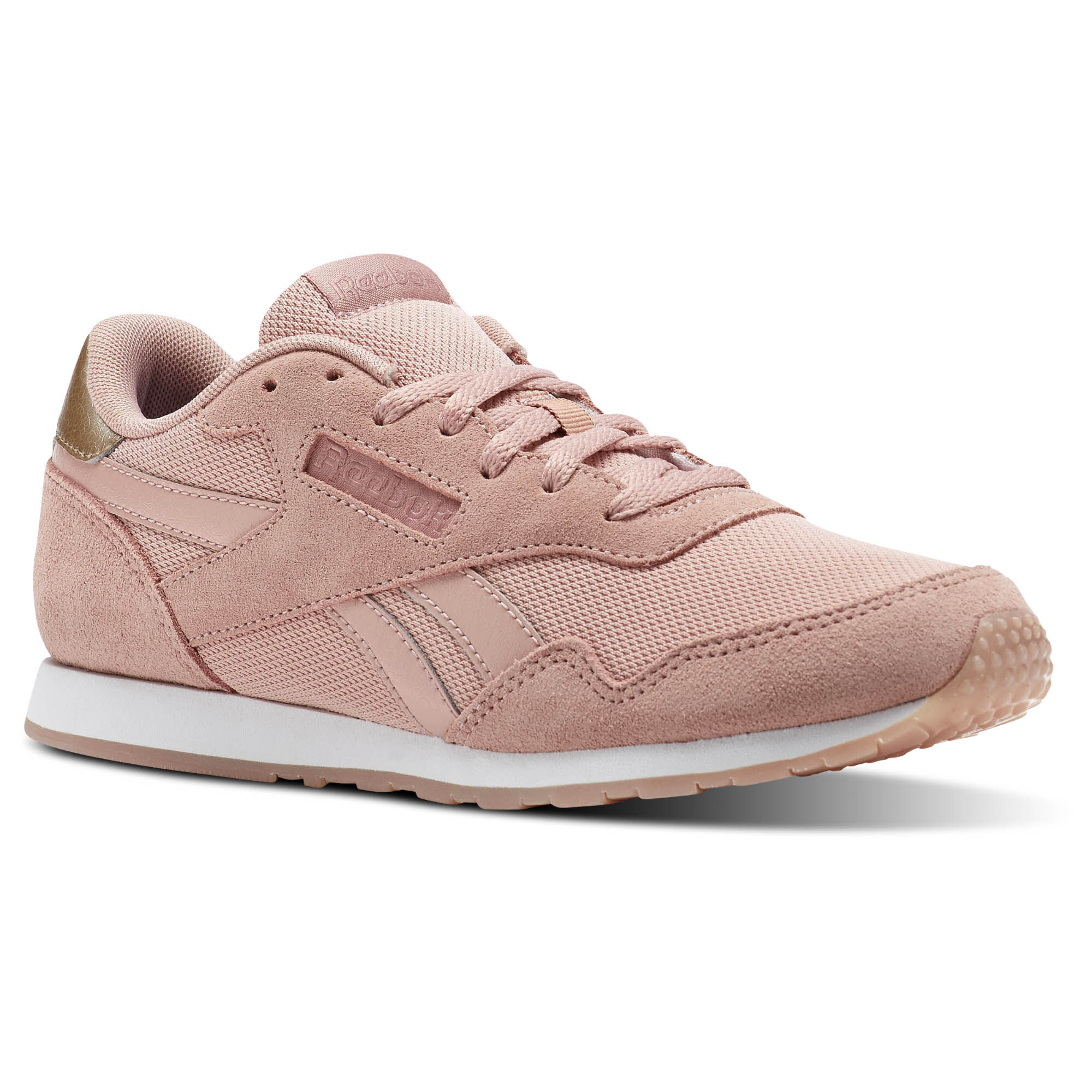 Reebok  Reebok Royal Ultra Chalk Pink Rose Gold White CM9349 Read all 28  reviews Women Classics