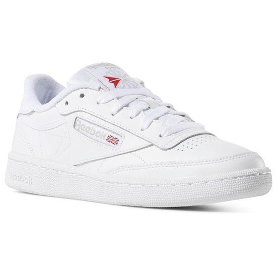 Reebok - Club C 85 White/Light Grey BS7685