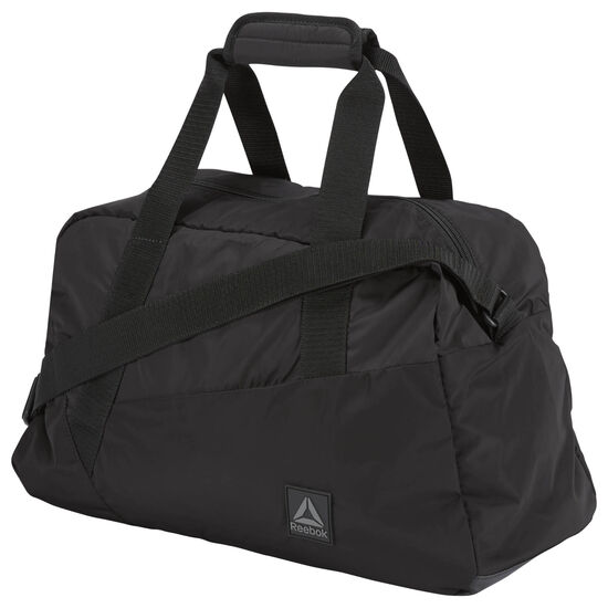 Reebok - Grip Duffle Bag Black/Medium Grey CE2724