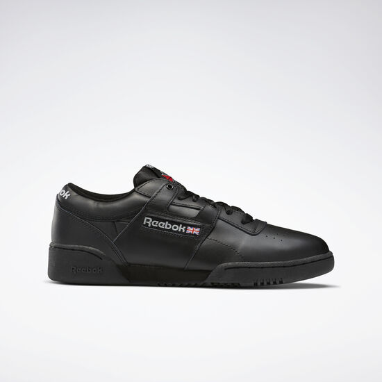 Reebok - Workout Low Intense Black/Light Grey CN0637