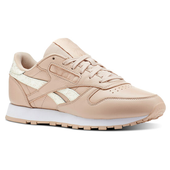 Reebok - Classic Leather Sidestripes-Bare Beige/White CN4020
