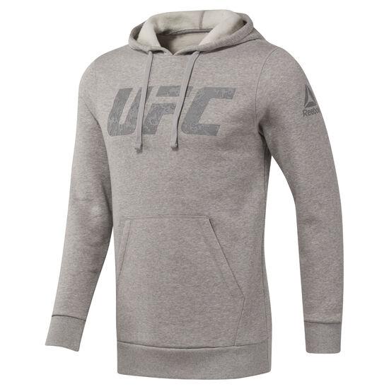 Reebok - UFC Pullover Hoodie Medium Grey Heather DH6135