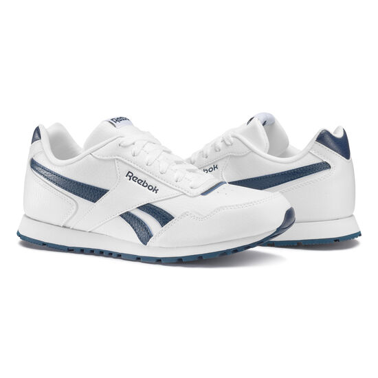 Reebok - Reebok Royal Guide SYN White/Collegiate Navy CN1521