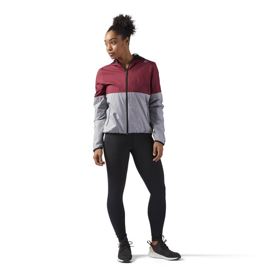 Reebok - Training Essentials Sport Track Suit Urban Maroon CD7047