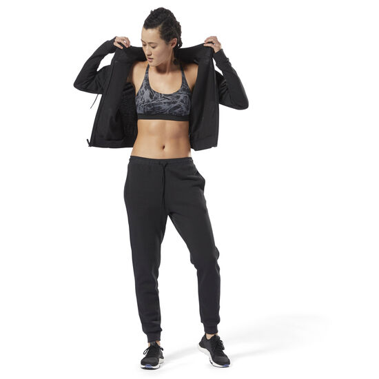Reebok - Training Supply Knitted Tracksuit Black CY3597