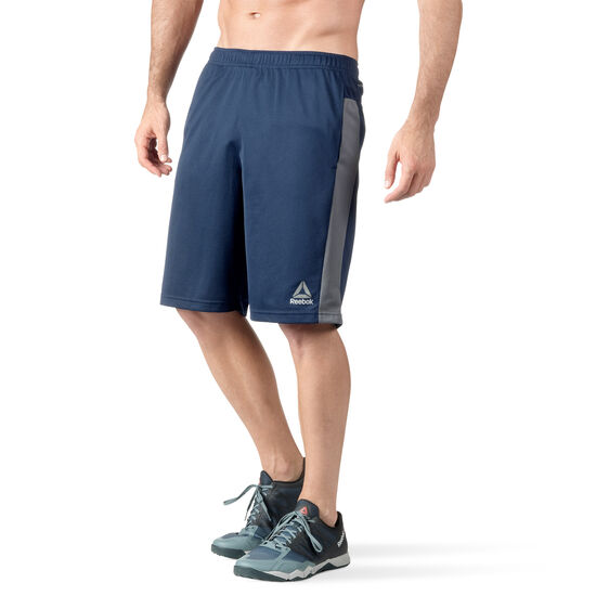 Reebok - Workout Ready Mesh Shorts Collegiate Navy BK2964