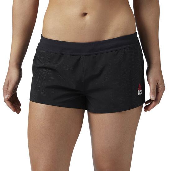 Reebok - Reebok CrossFit Woven Short Black BS1871