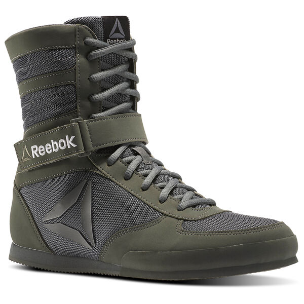 Reebok Boxing Boots Green BS8266