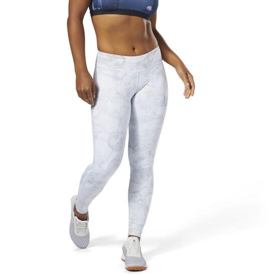 Reebok - Reebok CrossFit Lux Tights - Stone White D94951