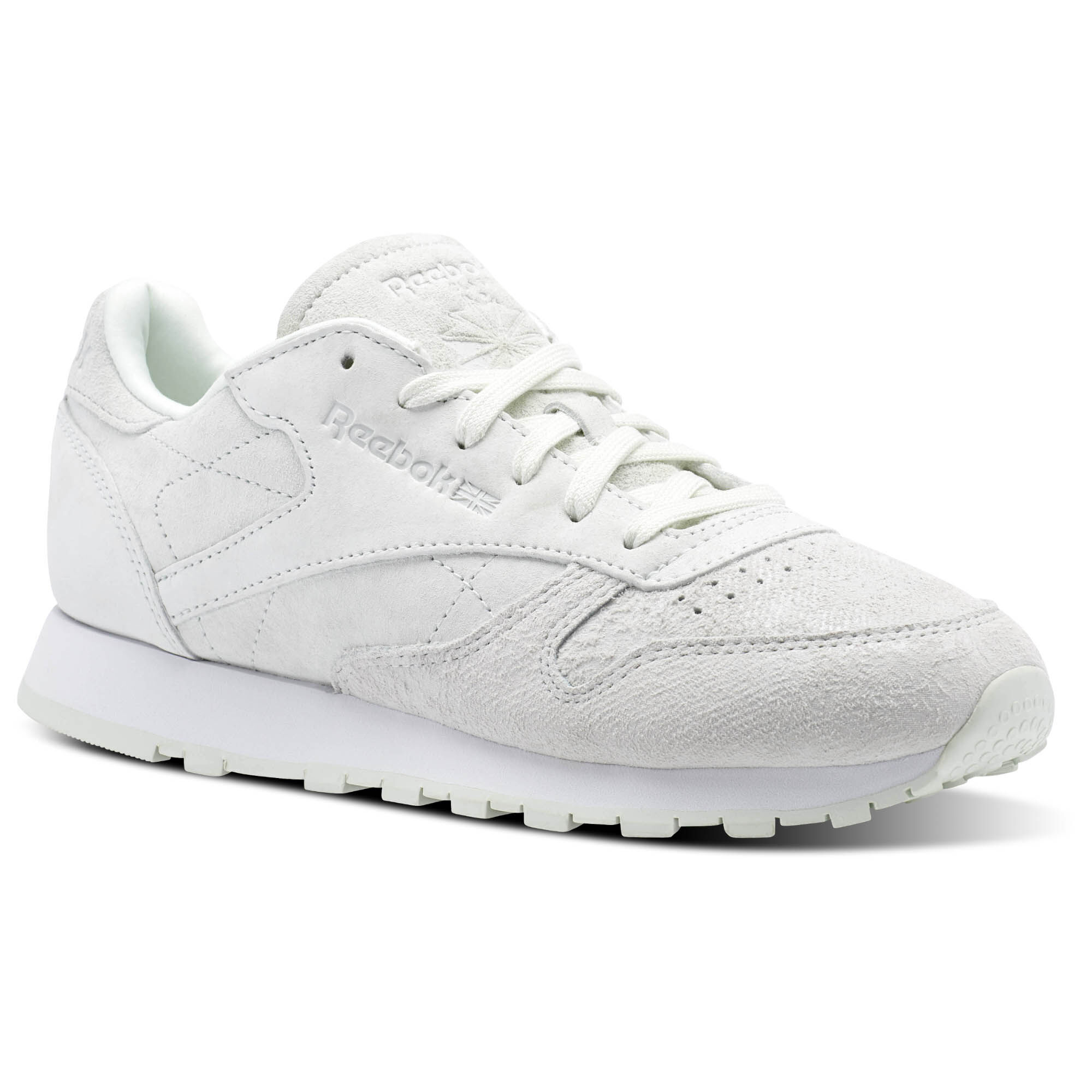 Sneakers Classic Shimmer in suede Reebok Q1ZQnL29